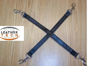 LEATHER HOG TIE STRAP